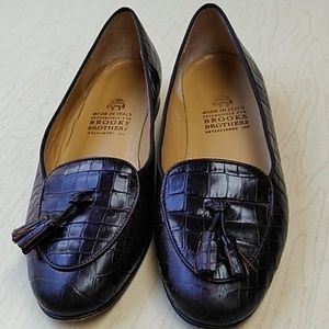 Size 7AA Brooks Brothers Loafers
